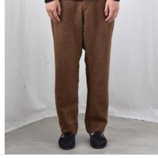 COMOLI - コモリ ヘンプダック パンツ サイズ1