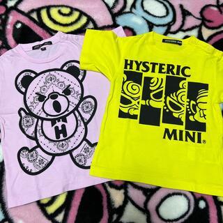 HYSTERIC MINI - Tシャツセット