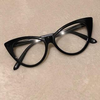 キャットアイ PC眼鏡 メガネフレーム