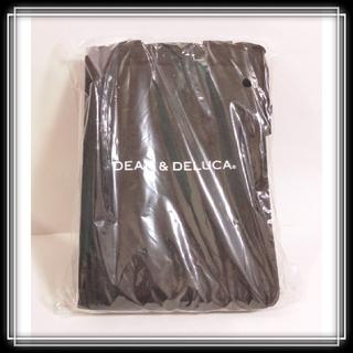ディーンアンドデルーカ(DEAN & DELUCA)の新品 DEAN&DELUCA クーラーバッグ S 黒 ディーン&デルーカ エコ (弁当用品)