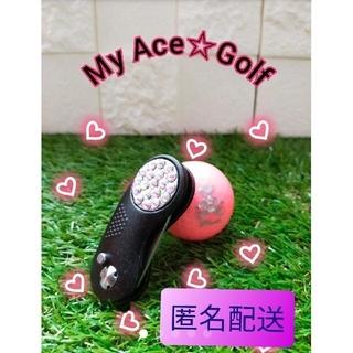 【格納式フォーク&マーカー】ゴルフ必需品!