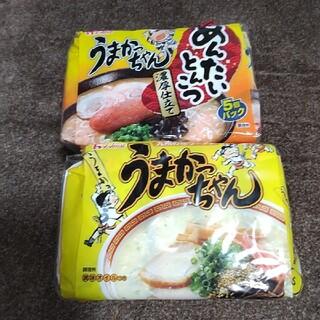 ハウスショクヒン(ハウス食品)のうまかっちゃん  (インスタント食品)