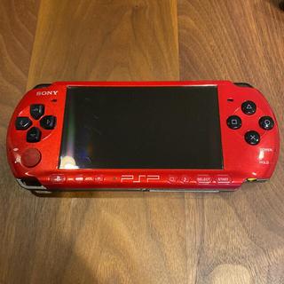 PlayStation Portable - PSP-3000 本体 <動作確認済み>