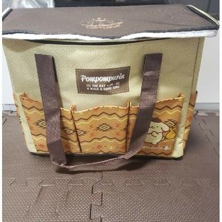 サンリオ ポムポムプリン 保温 保冷バッグ