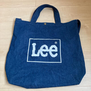 リー(Lee)の美品 Lee トートバッグ ショルダーバッグ(ショルダーバッグ)