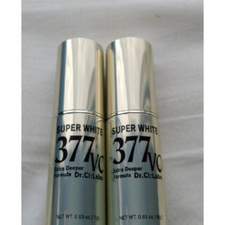 ドクターシーラボ(Dr.Ci Labo)のシーラボ377VC スーパーホワイト18g 2本パック(美容液)