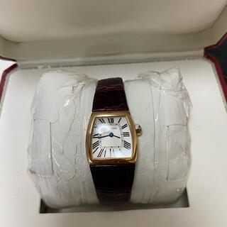 Cartier - 美品 Cartier カルティエ ラドーニャ SM/K18PG 腕時計
