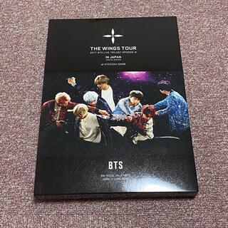 ボウダンショウネンダン(防弾少年団(BTS))のBTS LIVE DVD(the wings)(K-POP/アジア)