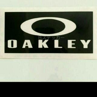 オークリー アウトドア 二点セット 10センチ ステッカー