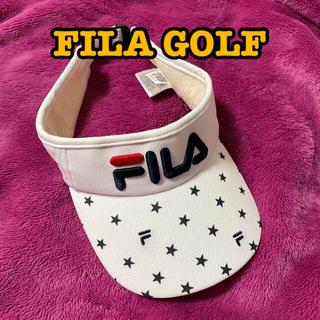 FILA - FILA GOLF サンバイザー