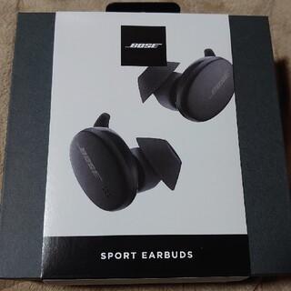 BOSE - 【新品未使用】BOSE sport earbuds ワイヤレスイヤホン