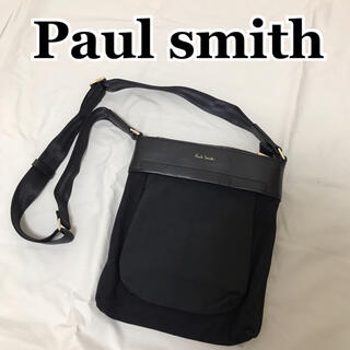 ポールスミス(Paul Smith)のポールスミス Paul smith ショルダーバッグ サイドマルチストライプ(ショルダーバッグ)
