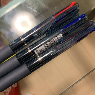 3色ボールペン3本セット0.7