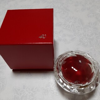 ヨンドシー(4℃)の4℃ ガラス製ジュエリーボックス ジュエリーケース 空箱(その他)