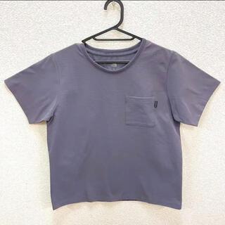 THE NORTH FACE - 【美品・ザノースフェイス】 Tシャツ レディース Mサイズ半袖 エアリーポケット