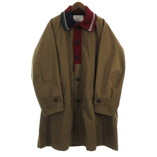 kolor - カラー kolor 20AW Nylon Tussah Top Coat 1