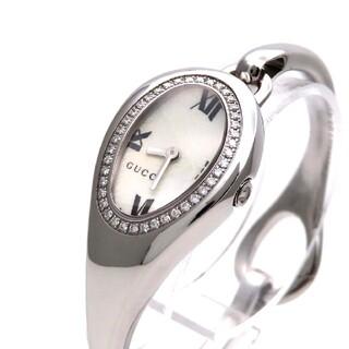 Gucci - 【GUCCI】グッチ 時計 'ホースビット' ダイヤモンドベゼル ☆極美品☆