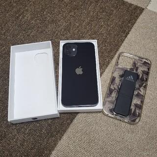 iPhone - 極美品☆iPhone 12 ブラック 128 GB SIMフリー
