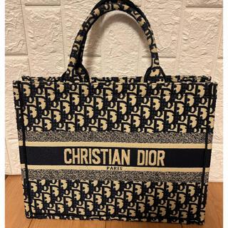 Christian Dior - クリスチャンディオールブックトート