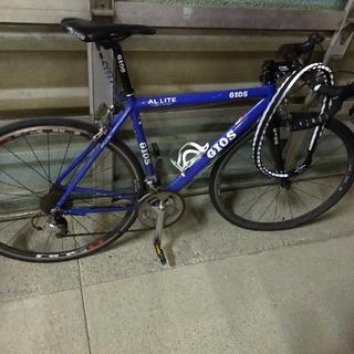 GIOS - ロードバイク gios al-lite 青