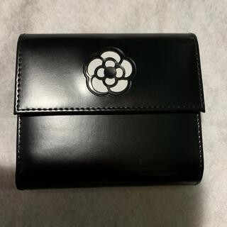 CLATHAS - CLATHAS クレイサス 三つ折り財布 サイフ ブラック