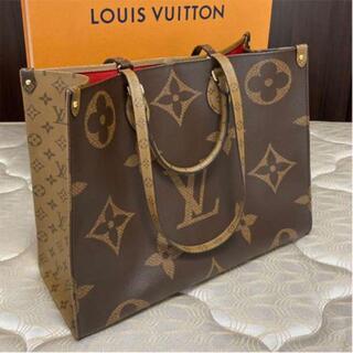 LOUIS VUITTON - Louis Vuitton(ルイヴィトン) オンザゴー  ジャイアントモノグラム