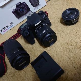 Canon eos9000d