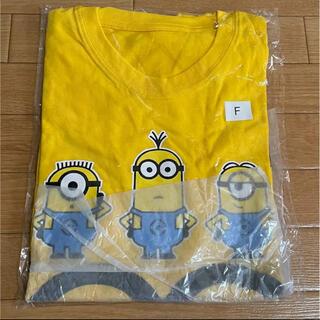 ミニオン(ミニオン)の新品 ミニオン Tシャツ Mサイズ (Tシャツ(半袖/袖なし))