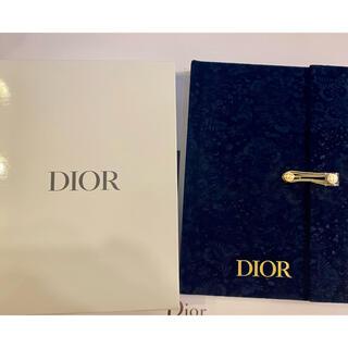 Dior - DIOR ノベルティノート