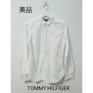 TOMMY HILFIGER - TOMMY HILFIGER 白 シャツ