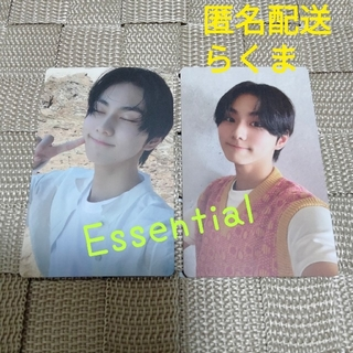 ENHYPHEN ジョンウォン Essential トレカ セット