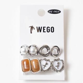 ウィゴー(WEGO)のWEGO ピアス セット(イヤリング)