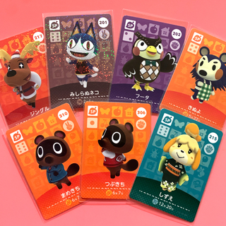 ニンテンドウ(任天堂)のamiiboカード  SPカード 1枚50円(その他)