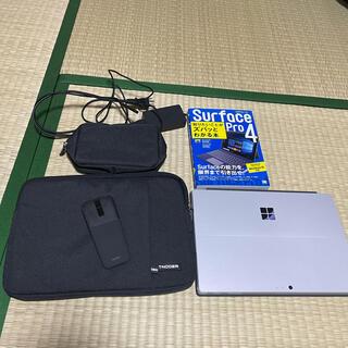 マイクロソフト(Microsoft)のsurface Pro 4(ノートPC)