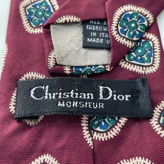 クリスチャンディオール(Christian Dior)のクリスチャンディオールネクタイ (ネクタイ)