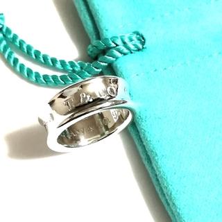 Tiffany & Co. - ティファニー1837ピンキーリング 約6号(美品)