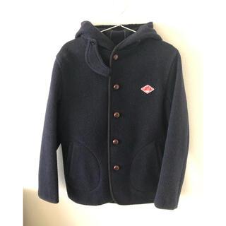 ダントン(DANTON)の 【イエナスローブで購入】ダントン  ウールモッサ フード シングルジャケット (その他)