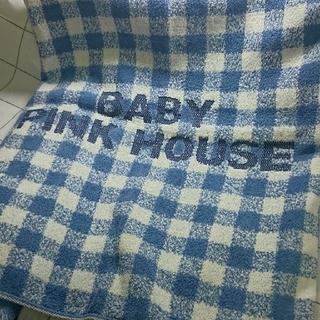 ピンクハウス(PINK HOUSE)のBABY PINKHOUSE バスタオル(タオル/バス用品)