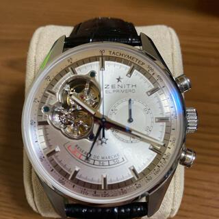 ゼニス(ZENITH)のZENITH ゼニス クロノマスターオープン パワーリザーブ(腕時計(アナログ))