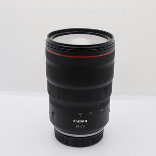 Canon - 【新品】キヤノンRF24-70mm F2.8L IS USM