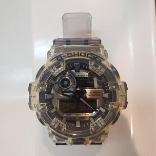 CASIO - CASIO G-SHOCK スケルトンシリーズ 限定令和缶ケース付き