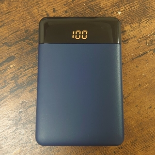 GREEN HOUSE モバイルバッテリー