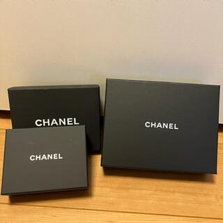 CHANEL - シャネル空き箱