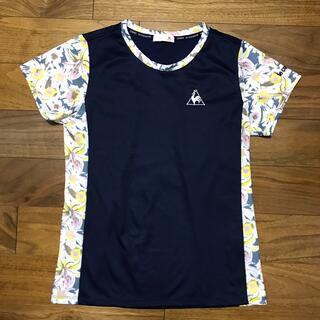 le coq sportif - ルコック レディース テニスウェア M Tシャツ