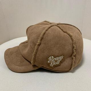 ビームス(BEAMS)のビームスゴルフ レディース 帽子(ウエア)