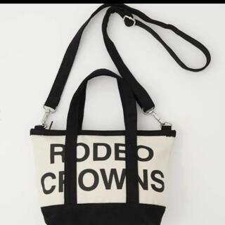 RODEO CROWNS WIDE BOWL - ロデオクラウンズ ミニ ショルダー バッグ