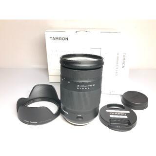 TAMRON - タムロン 18-400mm F3.5-6.3 Di II VC HLD ニコン用