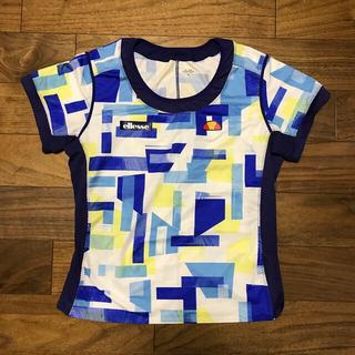 エレッセ(ellesse)のエレッセ レディース テニスウェア M ゲームシャツ(ウェア)