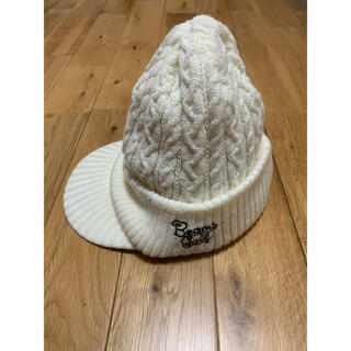 ビームス(BEAMS)のビームスゴルフ ニット帽(ウエア)