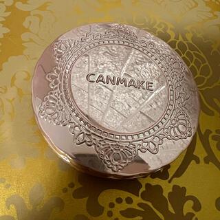 キャンメイク(CANMAKE)のCANMAKE フィニッシュパウダー(ファンデーション)